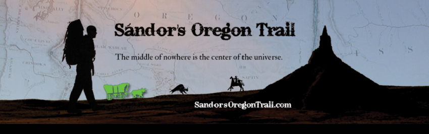 sandor lau sandors oregon trail
